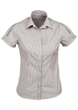 Ladies Berlin Short Sleeve Shirt BCS121LS