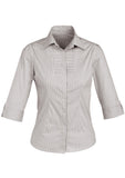Ladies Berlin 3/4 Sleeve Shirt BCS121LT