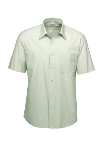 Mens Ambassador Short Sleeve Shirt BCS251MS