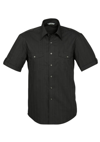 Mens Brooklyn Short Sleeve Shirt BCS29612