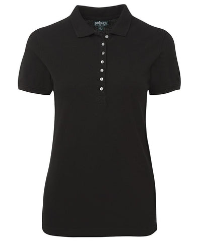 C Of C Ladies Cotton Pique Polo S2LCP