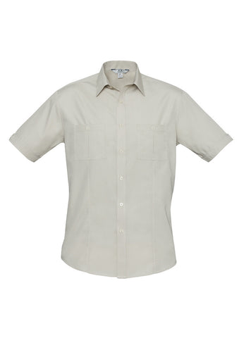 Mens Bondi Short Sleeve Shirt BCS306MS