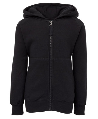 C Of C Kids Full Zip Fleecy Hoodie S3FH