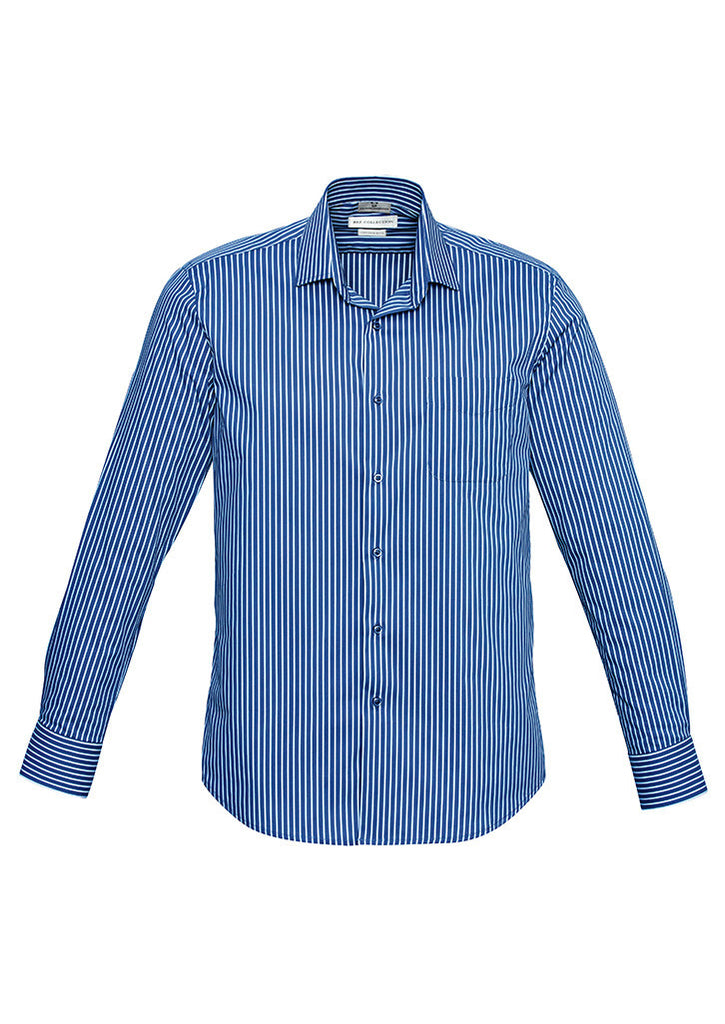 Mens Zurich Long Sleeve Shirt BCS416ML