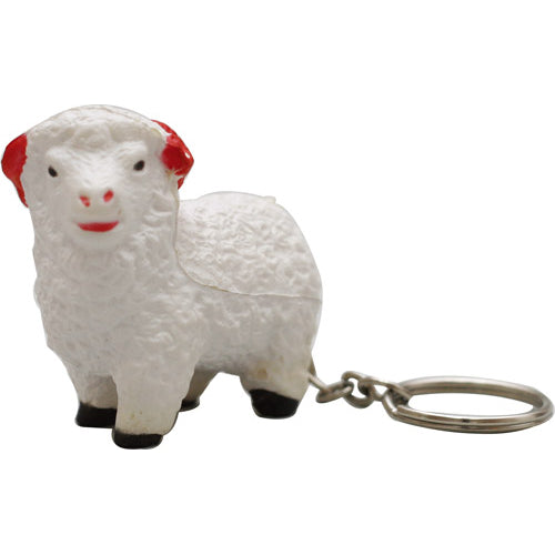 STRESS SHEEP KEY RING SKR004