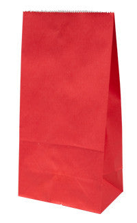 Carnival Gift Paper Bag - Radiant Red SOS2RR