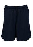 Navy/White Branded Mens Sonic Shorts