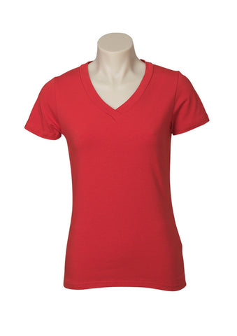 Ladies Stretch Short Sleeve Tee BCT968