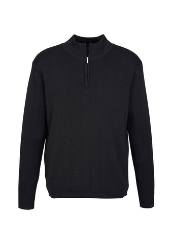 Mens 80/20 Wool-Rich Pullover BCWP10310