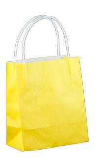 Carnival Carry Bags - Sunny Yellow Toddler YT