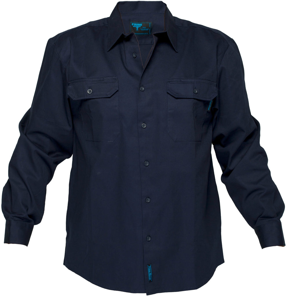 Cotton Drill Shirt Supplier