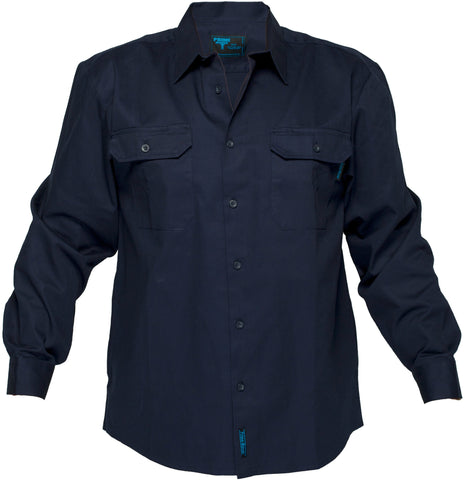 Cotton Drill Shirt - WW903