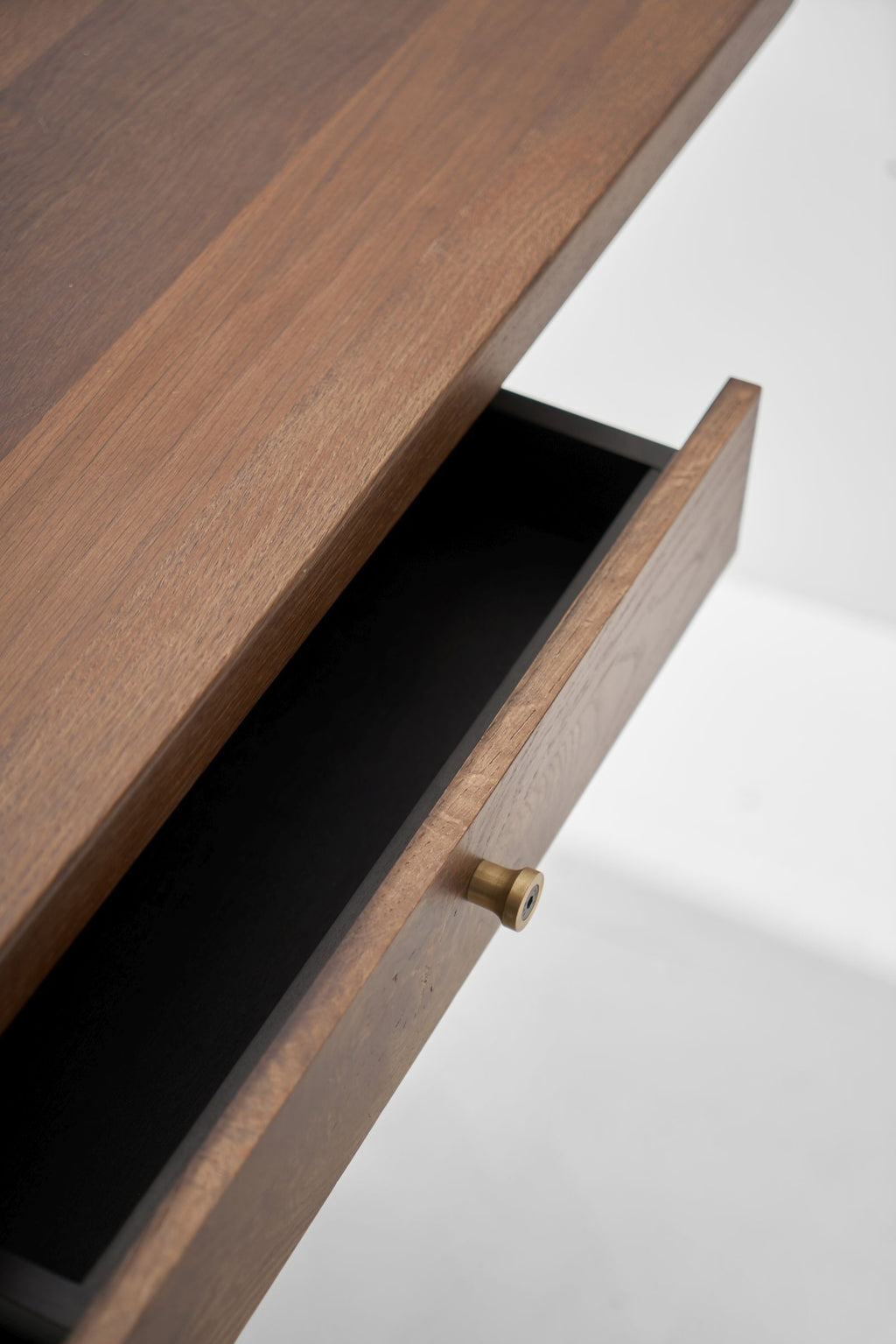 Compass Desk Double Drawer
