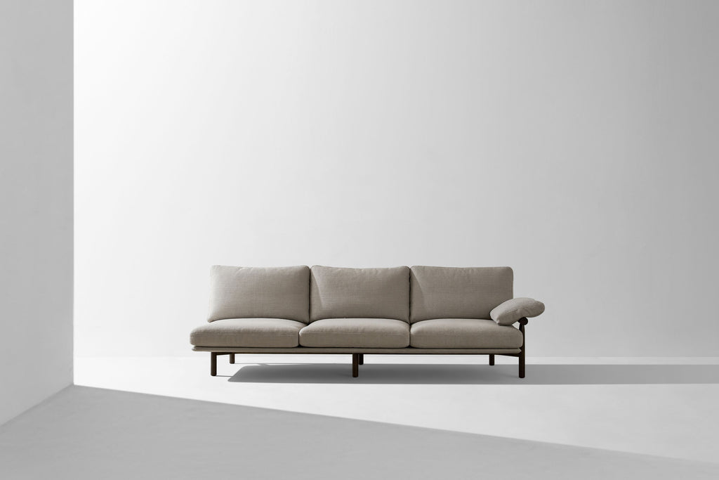 Stilt Sofa 3 Seater