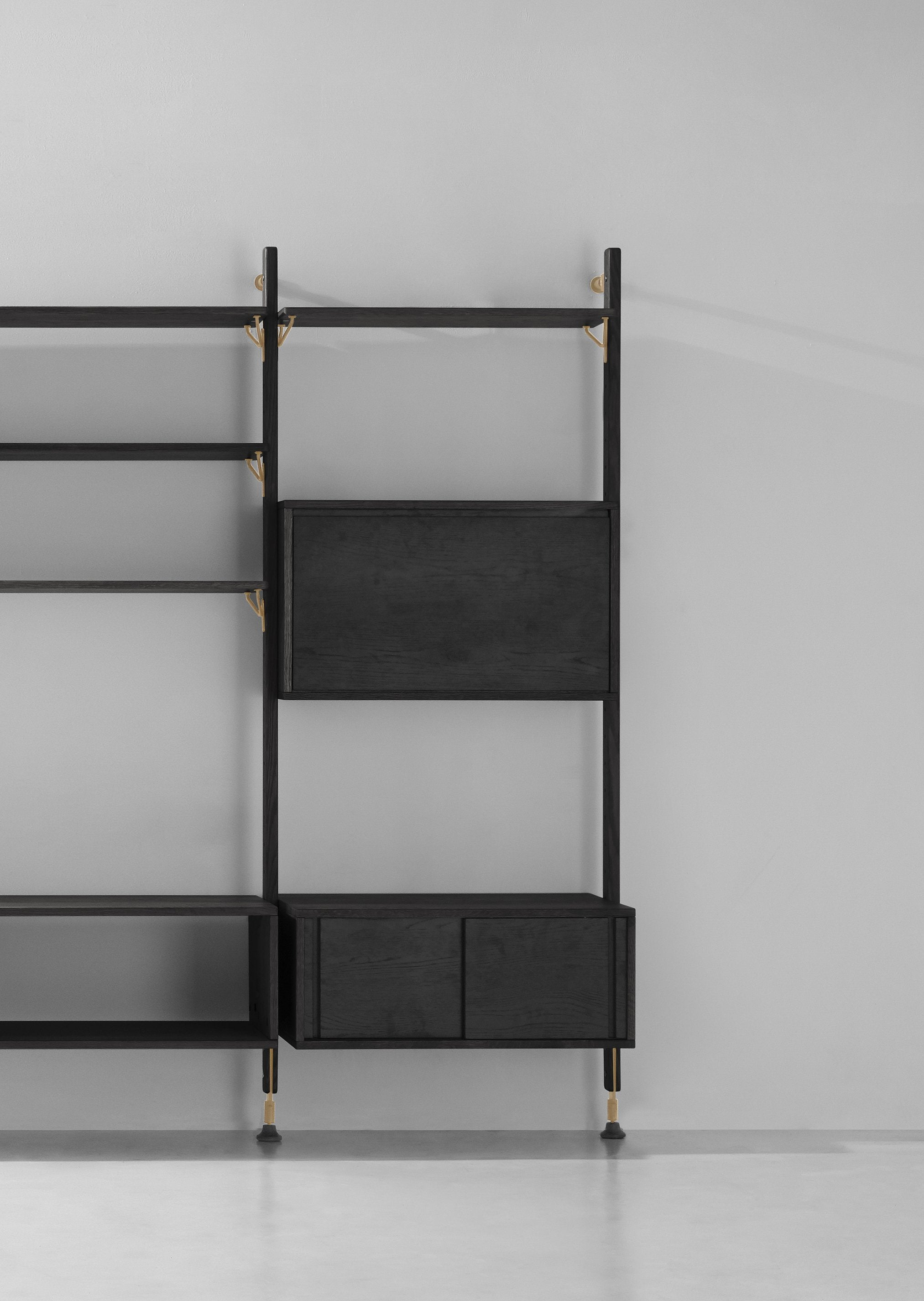 Theo Wall Unit With Bar Counter District Eight