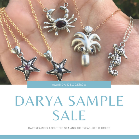darya sample sale