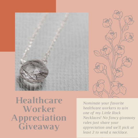 healthcare worker appreciation giveaway