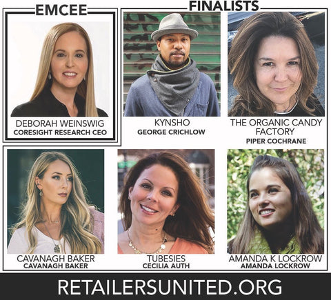 retailers united pitch competition finalists