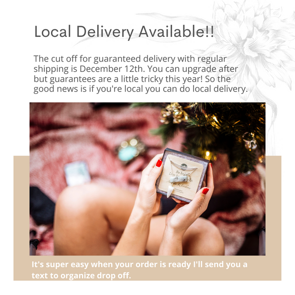 local delivery options