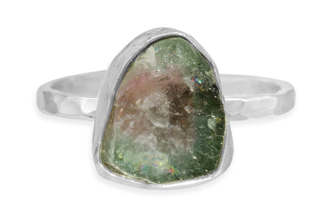 tourmaline ring by Amana K Lockrow
