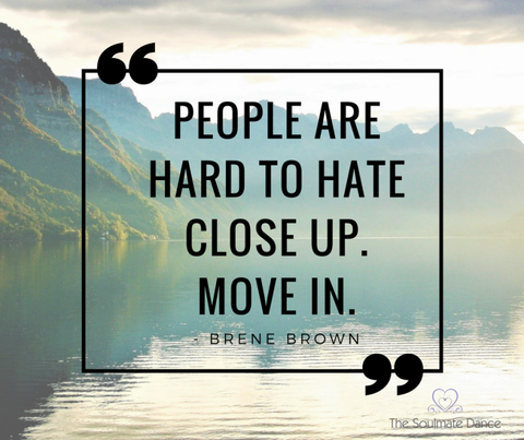 people are hard to hate close up move in