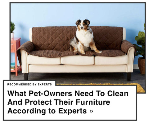 Featured in NY Mag.com's, The Strategist | 25 Best Pet-Safe Cleaning Products