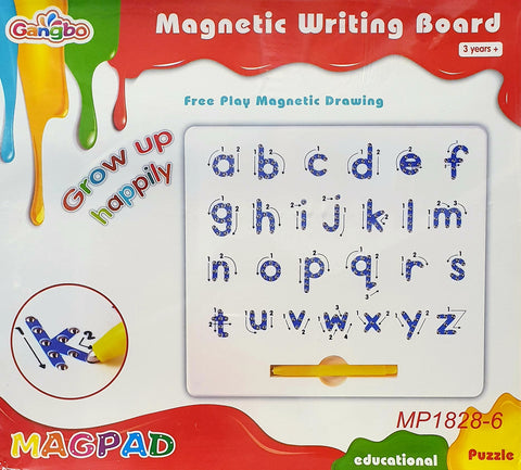 Magnetic Writing Board : Alphabet Lowercase