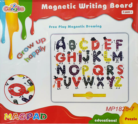 Magnetic Writing Board: Alphabet Uppercase