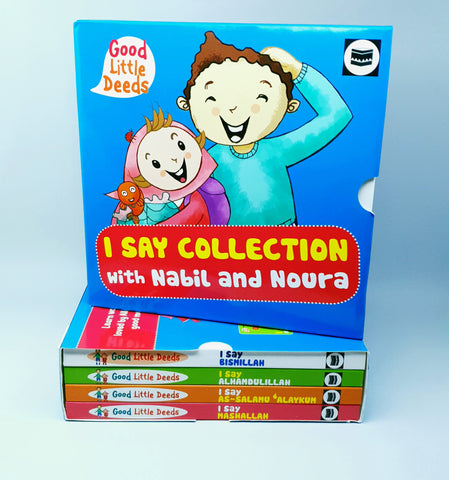 I Say Collection with Nabil and Noura