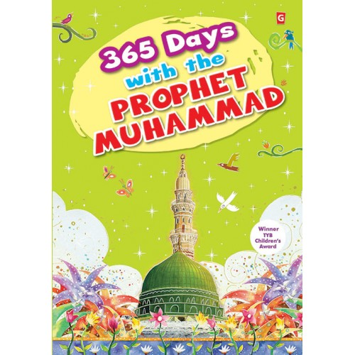 365 Days with the Prophet Muhammad (Hardback)