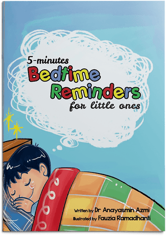 5-minutes Bedtime Reminders For Little Ones