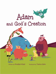 Adam and God's Creation