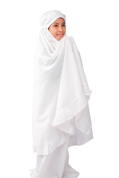Prayer Garment (White)