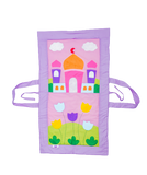 Pastel Mosque Garment & Prayer Mat