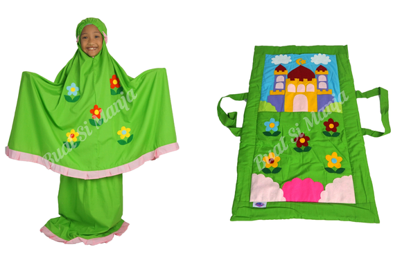 Castle Kids Garment and Prayer Mat