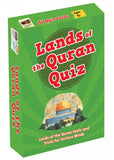 NEW! ISLAMIC QUEST QUIZ CARDS (SET OF 6 PACKS)