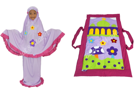 Mushroom Kids Garment and Prayer Mat