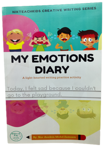 Nikteach Kids My Emotions Diary