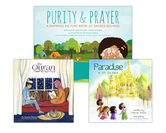 Purity & Paradise Bundle (3 books)