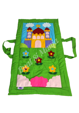Castle Kids Prayer Mat