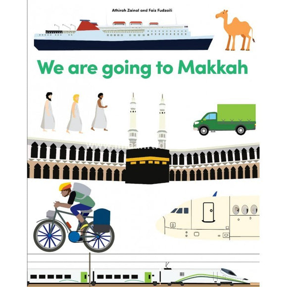 We are going to Makkah