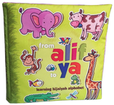From Alif to Ya - Soft Book (Cloth Book)