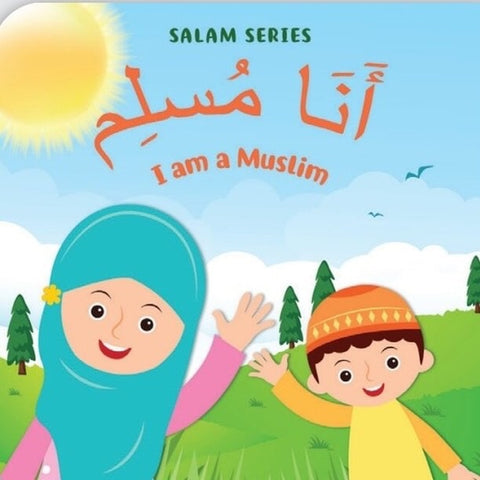 I Am A Muslim (Salam Series)
