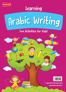 Learning Arabic Writing