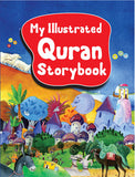 My Illustrated Quran Storybook ( Hard Cover)