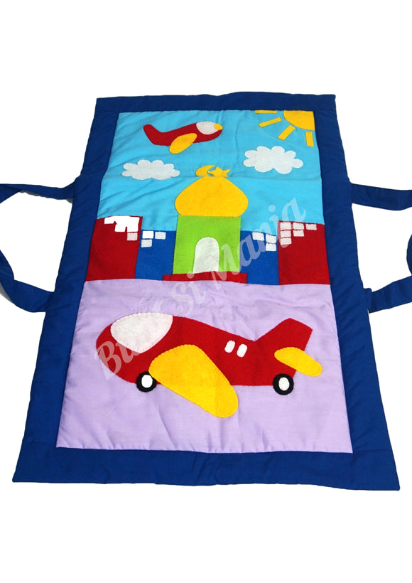 Plane Kids Prayer Mat
