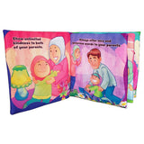 I Love My Parents - Soft Book (Cloth Book)