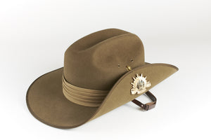 Akubra, Military, - The Hattery Katoomba