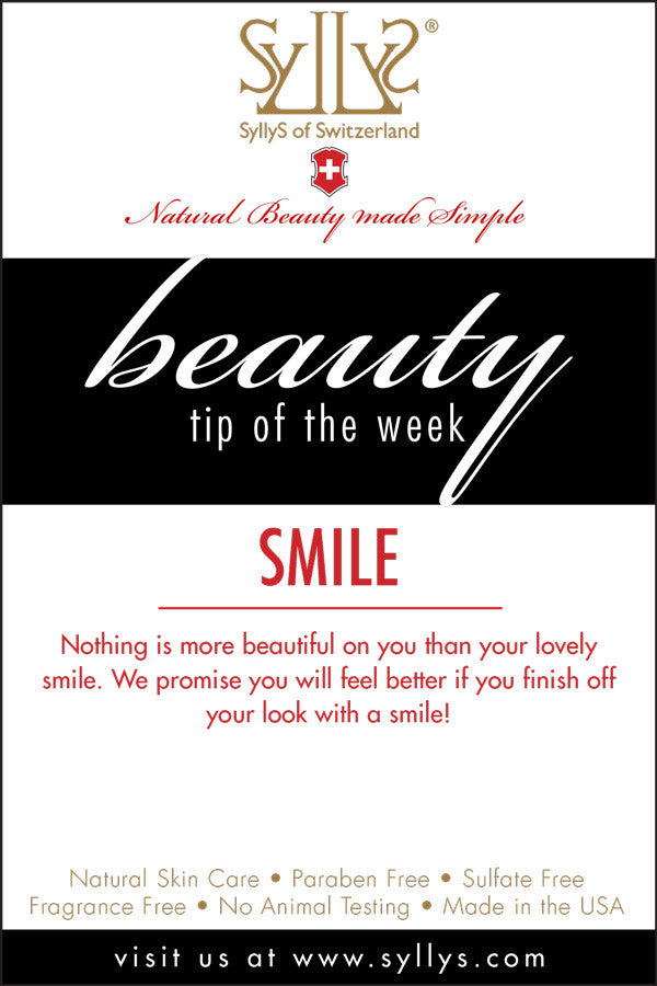 Exude Beauty from this Free & Simple Beauty Tip