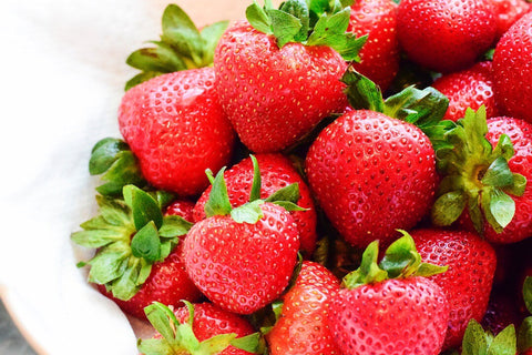 Anti Aging with Strawberries